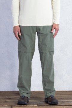 BugsAway Ziwa Convertible Pant - 32'' Inseam, Bay Leaf, medium