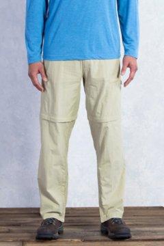 BugsAway Ziwa Convertible Pant - Long Length, Lt Khaki, medium