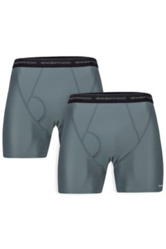 Give-N-Go Boxer Brief 2-Pack, Charcoal, medium