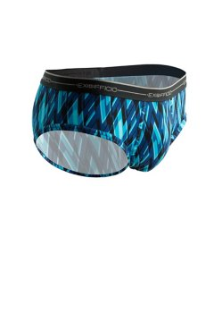 Sol Cool Print Brief, Atlantic/Modern Argyle, medium