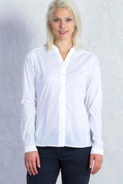 Safiri L/S, White, medium