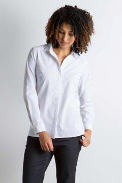 Sofia L/S, White, medium