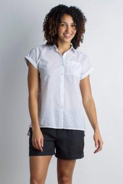 Lencia S/S, White, medium