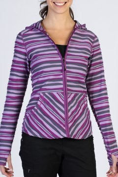 Techspressa Stripe Hoody, Nouveau, medium