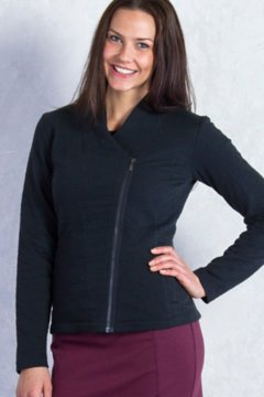 Olena Cardigan, Black, medium