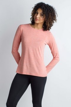 Sol Cool Kaliani L/S, Paprika Heather, medium