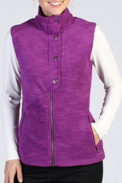 Calluna Fleece Vest, Nouveau, medium