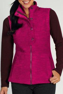 Calluna Fleece Vest, Dazzle, medium
