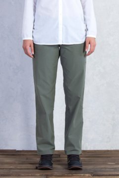 Nomad Roll-Up Pant - Petite Length, Bay Leaf, medium