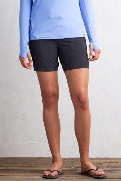 Sol Cool Short, Black, medium