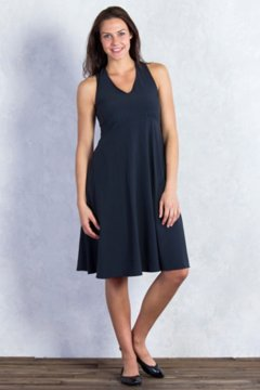 Kizmet Tank Dress, Black, medium