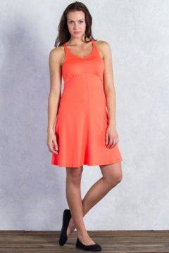 Wanderlux Tank Dress, Hot Coral, medium