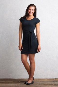 Salama Dress, Black, medium
