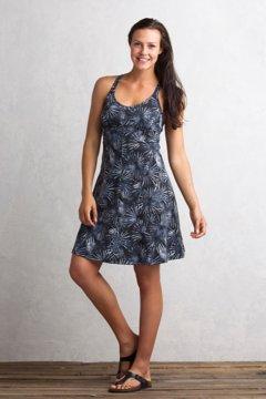 Wanderlux Print Tank Dress, Carbon, medium