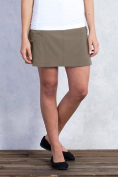 Camina Skirt, Walnut, medium