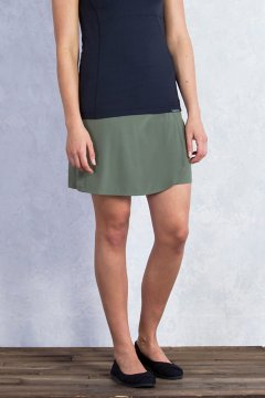 Kizmet Skort, Bay Leaf, medium