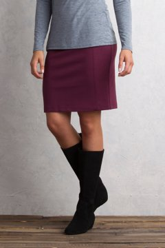 Odessa Skirt, Brandy, medium