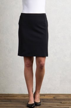 Odessa Skirt, Black, medium
