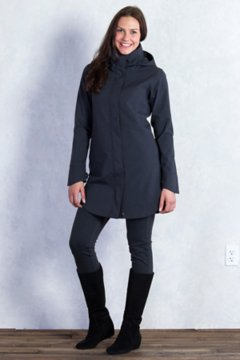 Emei Trench, Black, medium