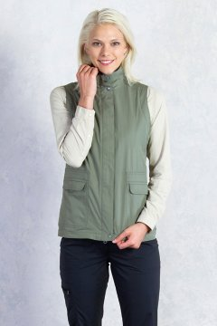 FlyQ Vest, Bay Leaf, medium