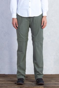 BugsAway Ziwa Convertible Pant - 32'' Inseam, Bay Leaf, medium