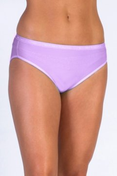 Give-N-Go Bikini Brief, Lupine, medium