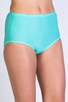 Give-N-Go Full Cut Brief, Isla, medium