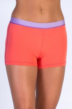 Give-N-Go Sport Mesh 2'' Boy Short, Hot Coral, medium