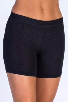 Give-N-Go Sport Mesh 4'' Boy Short, Black, medium