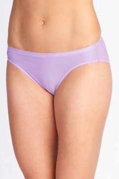 Give-N-Go Hi Cut Brief, Lupine, medium