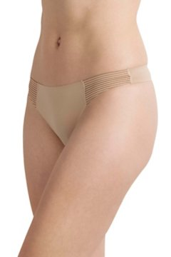 Modern Travel Thong, Buff, medium