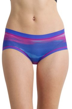 Give-N-Go Sport Mesh Printed Hipkini, Regal/Watercolor, medium