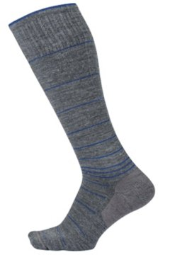 BugsAway Compression Sock, Grey Heather, medium