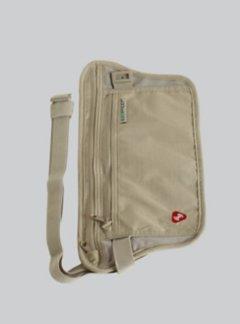 ExOfficio RFID Waist Wallet, Lt Khaki, medium