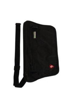 ExOfficio RFID Waist Wallet, Black, medium