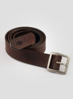 ExOfficio Leather Belt, Brown, medium