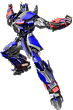 Fathead wall decal of Optimus Prime - Transformers: Age of Extinction