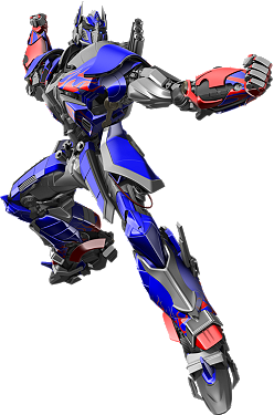 Optimus Prime - Transformers 4 Fathead wall decal