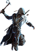 Connor Leaping: Assassin's Creed III Wall Decal