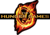 The Hunger Games Logo Wall Decal