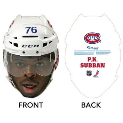P.K. Subban Big Head