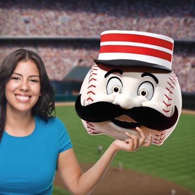 Mr. Redlegs Big Head