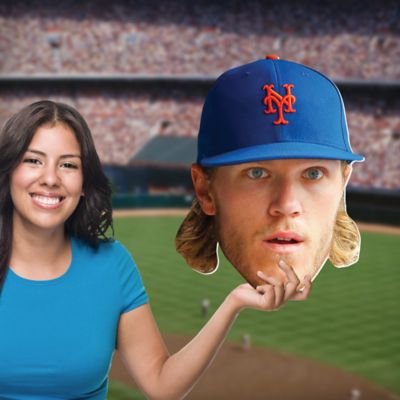 Noah Syndergaard Big Head