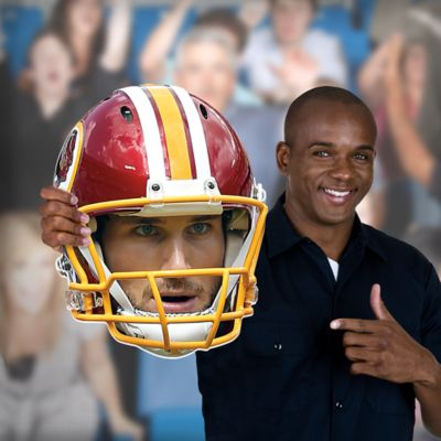 Kirk Cousins Game Day Big Head
