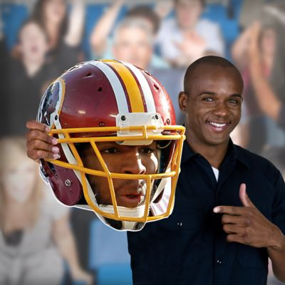 Alfred Morris Game Day Big Head