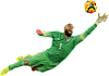 Fathead Wall Decal of Tim Howard
