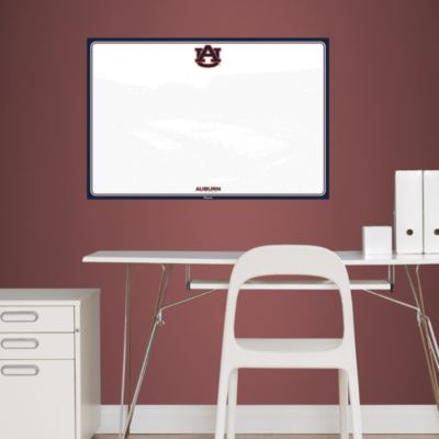 Auburn Tigers Dry Erase Board Fathead Wall Decal