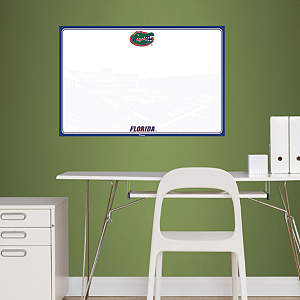 Florida Gators Dry Erase Board Fathead Wall Decal