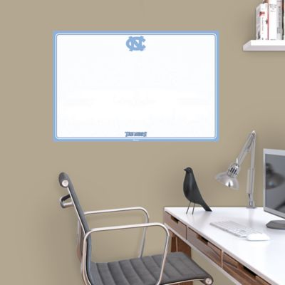 North Carolina Tar Heels Dry Erase Board