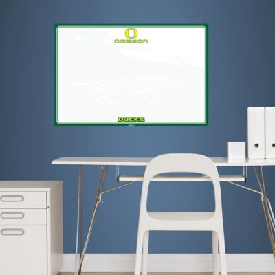 Oregon Ducks Dry Erase Board Fathead Wall Decal